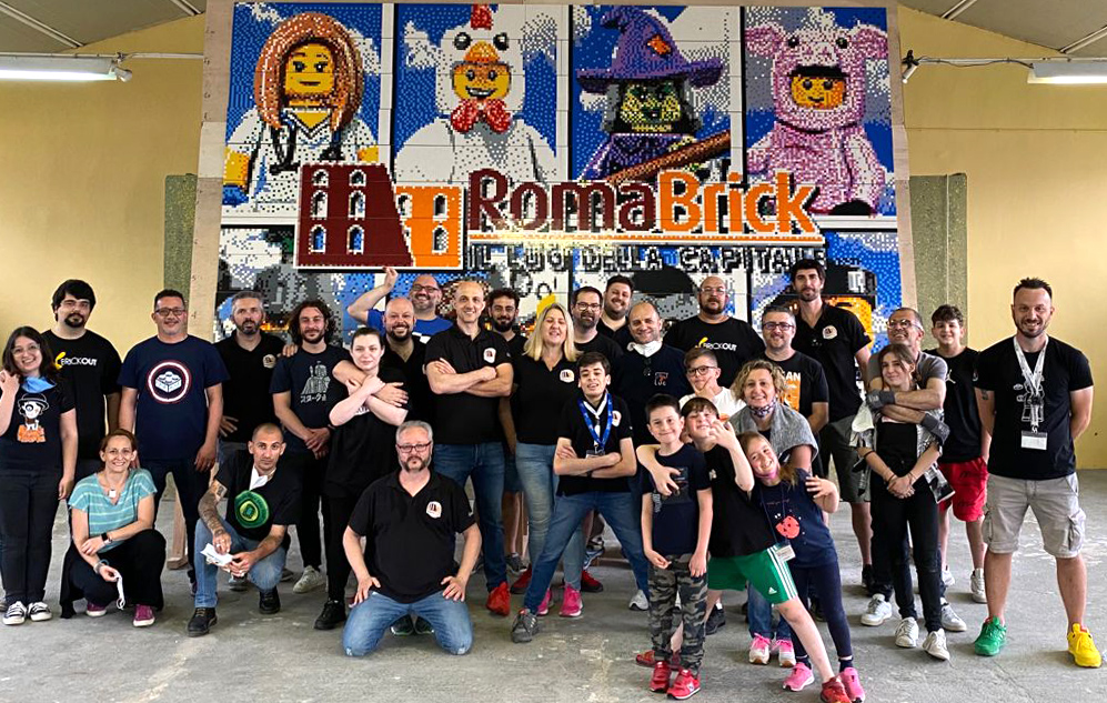 ROMABRICK IN TOUR – LATINA 2021 – Covid Edition