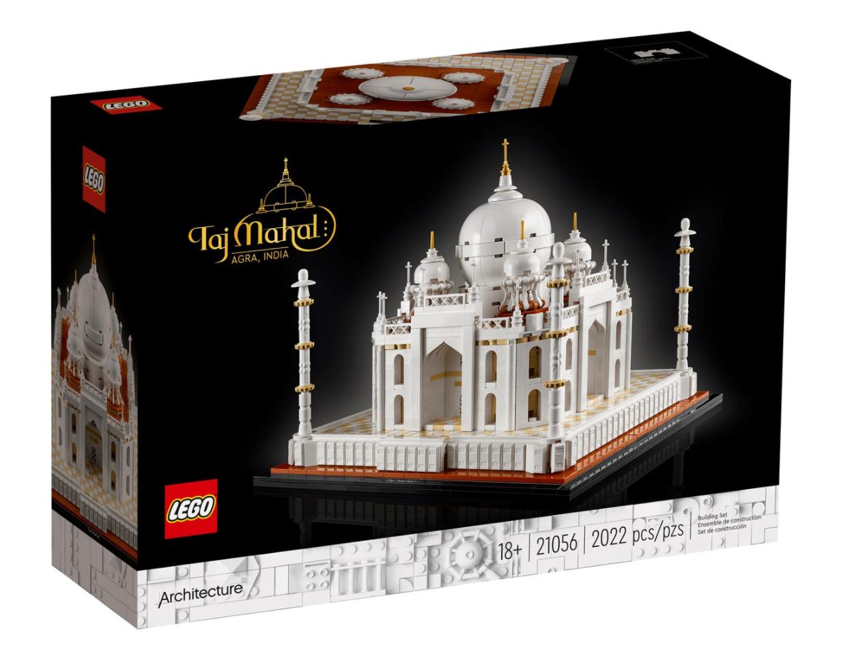 Set Architecture #21056 – Taj Mahal