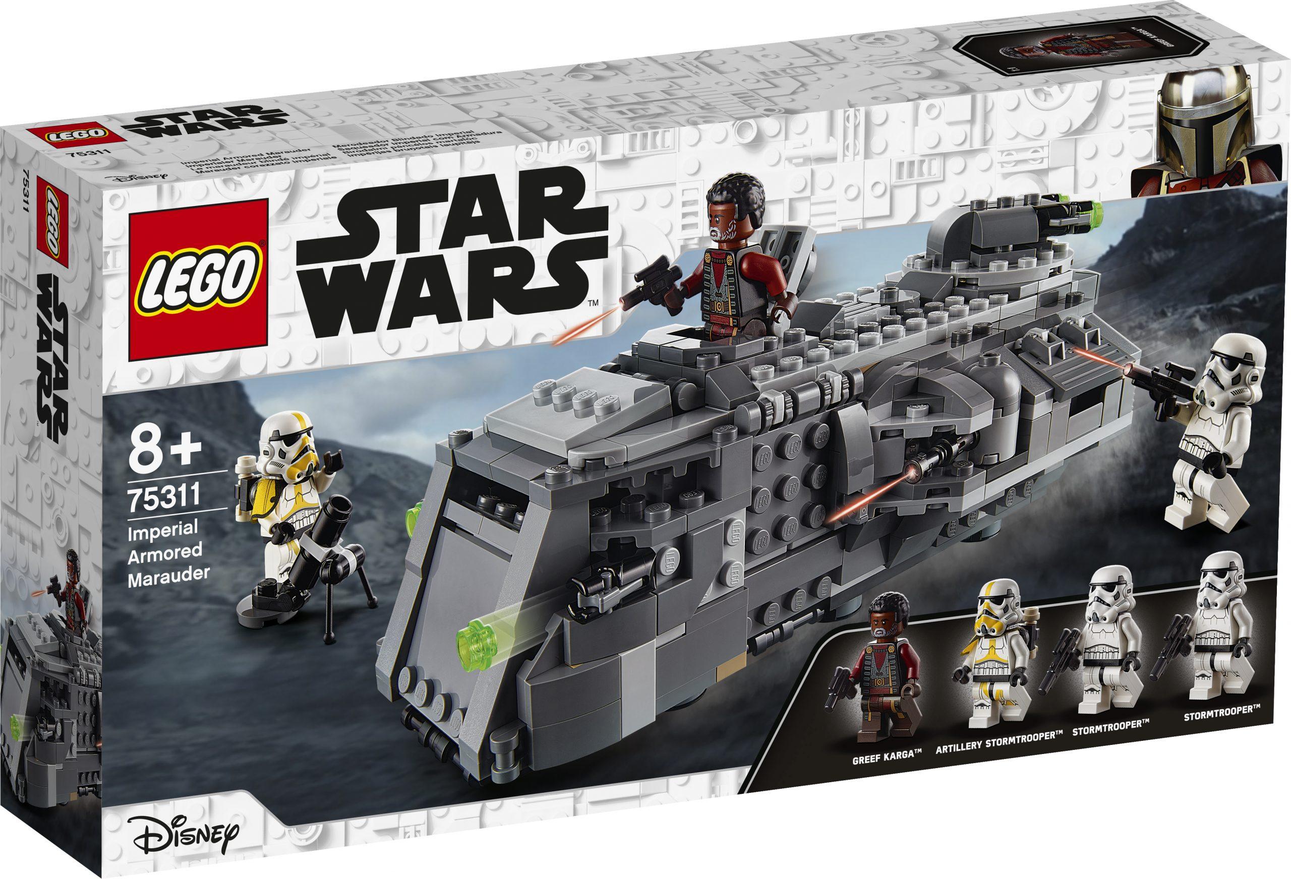 75311 – LEGO® Star Wars™ Imperial Armored Marauder