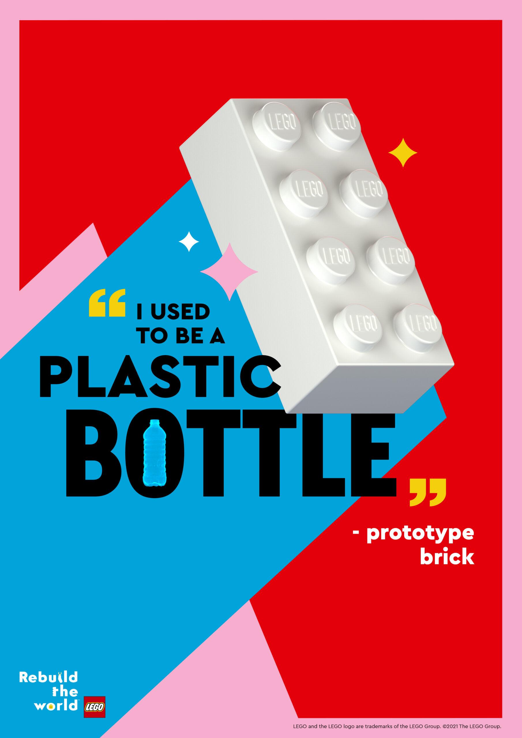 Nasce il primo mattoncino LEGO® realizzato con plastica riciclata