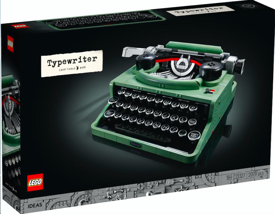 Nuovo Set LEGO® Ideas 21327