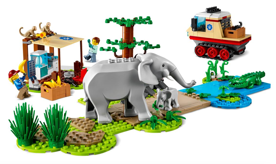 Il ritorno degli elefanti