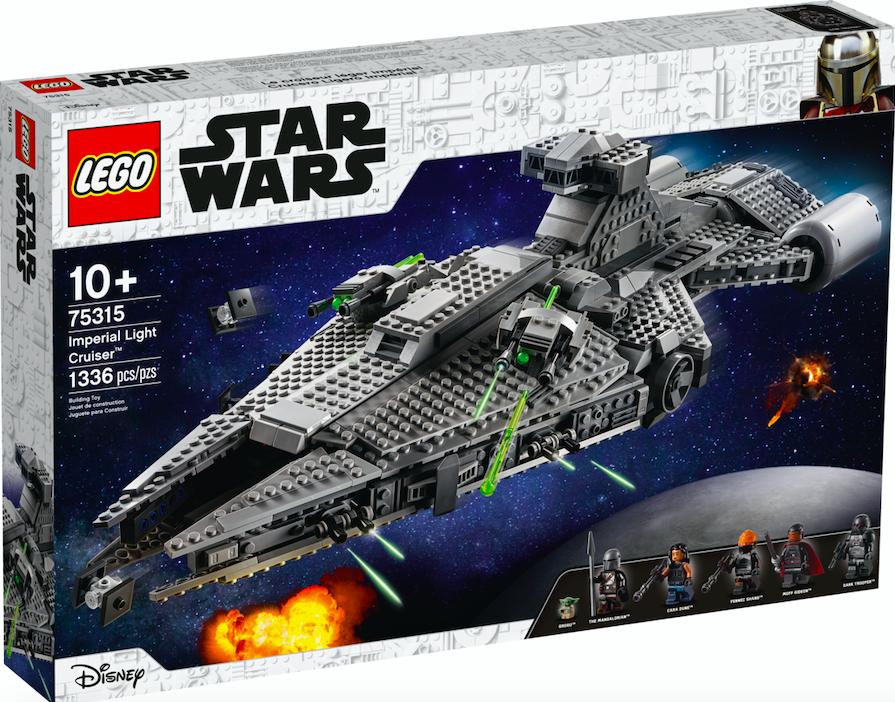 75315 – LEGO® Star Wars™ Imperial Light Cruiser™