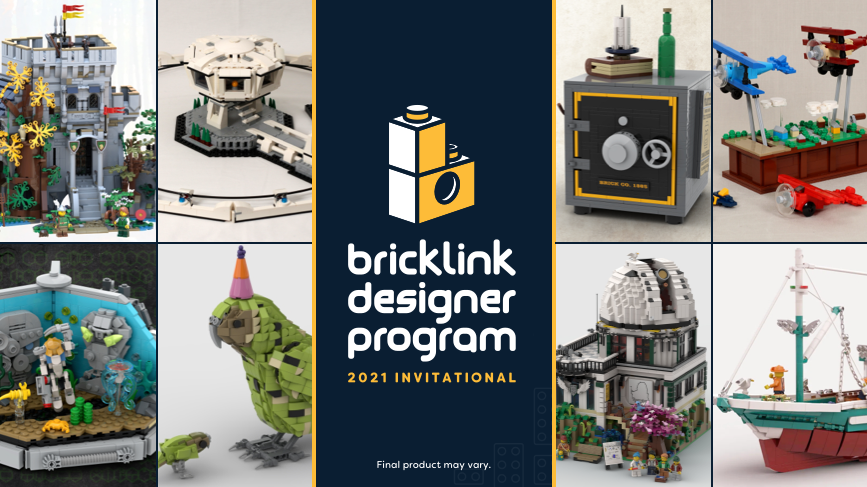 BrickLink Designer Program: a breve il via alle campagne di crowdfunding