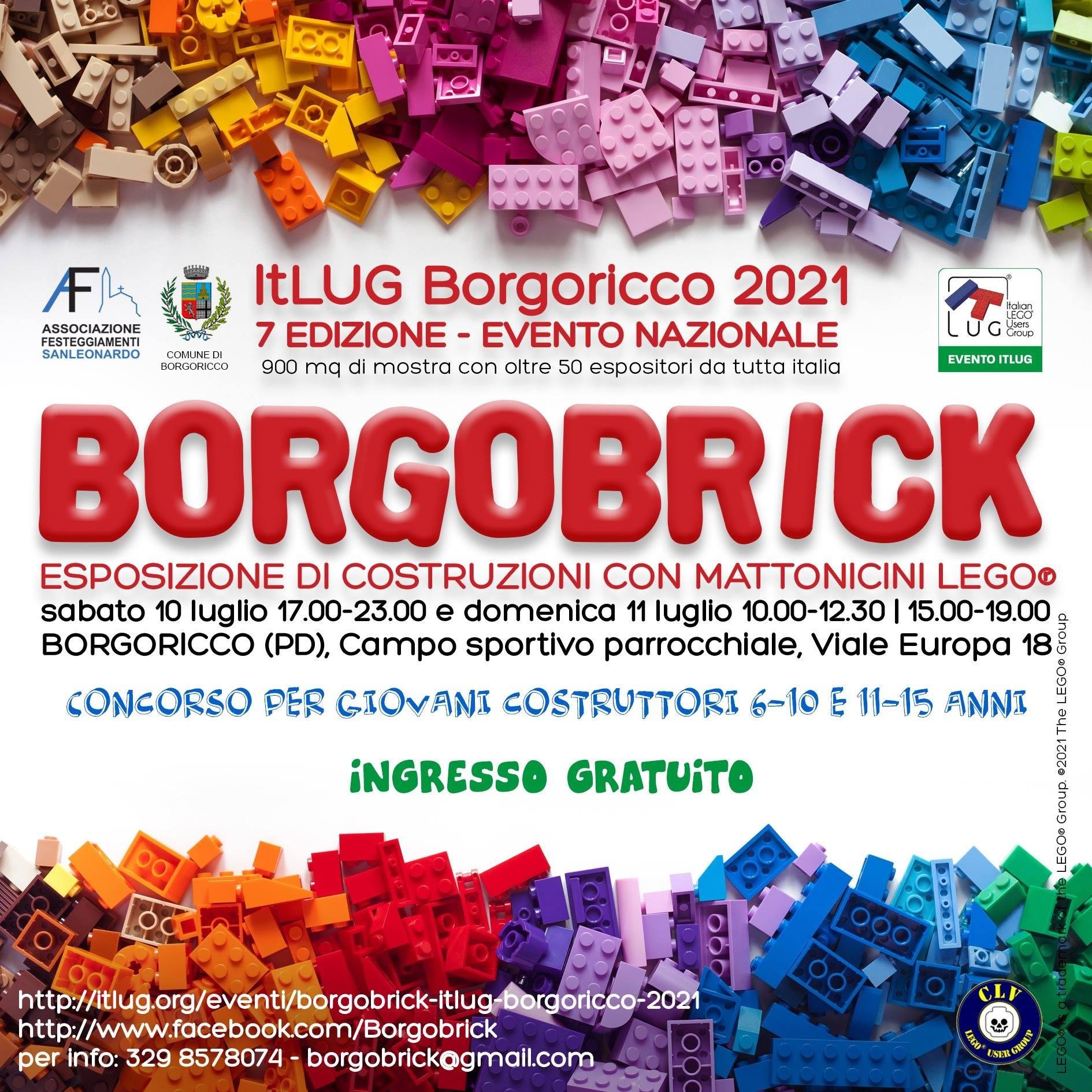 Borgobrick 2021 – Reportage Fotografico