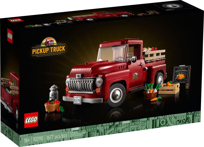 LEGO® 10290 – Pickup truck