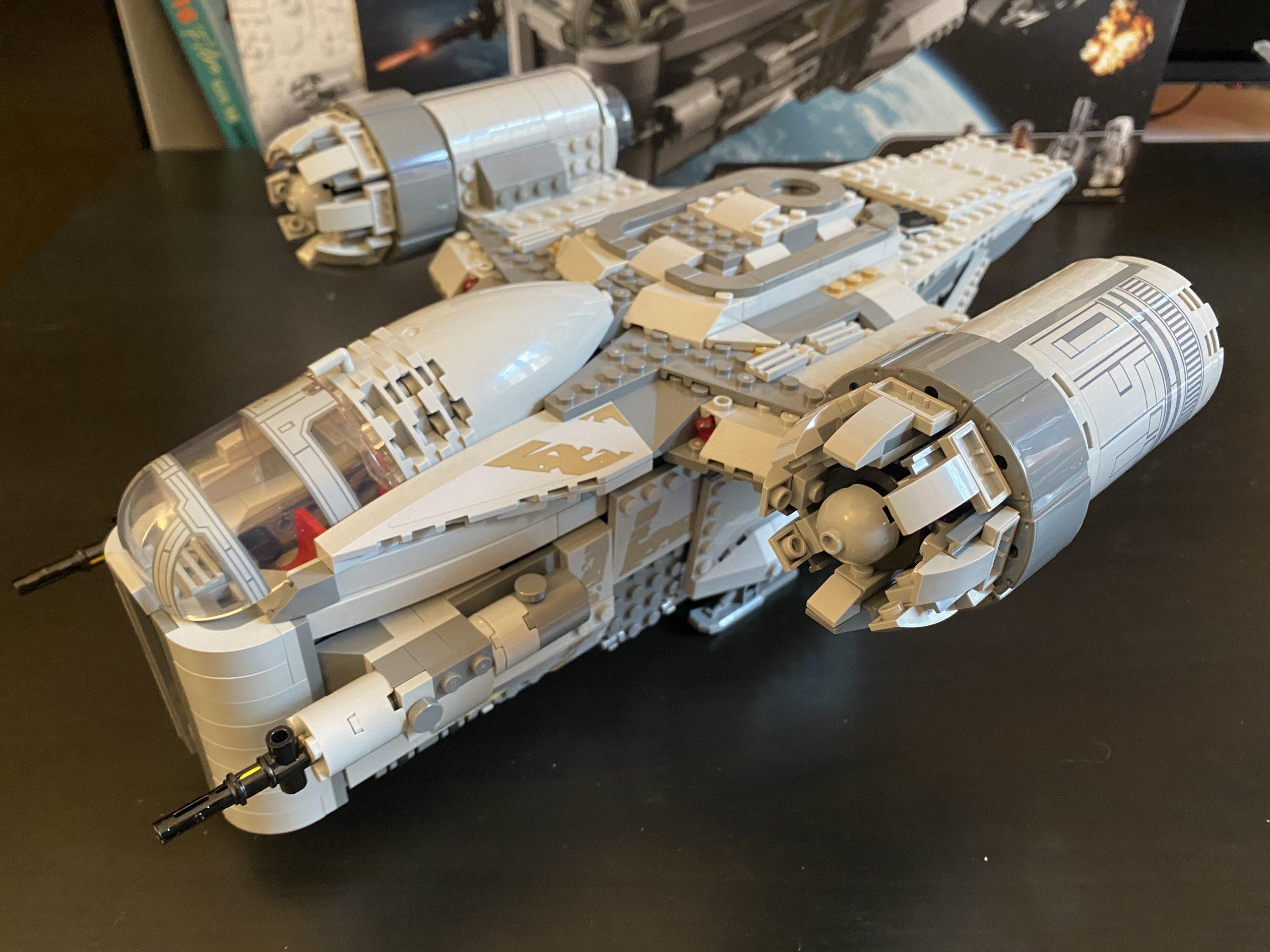LEGO® Star Wars 75292 – Razor Crest
