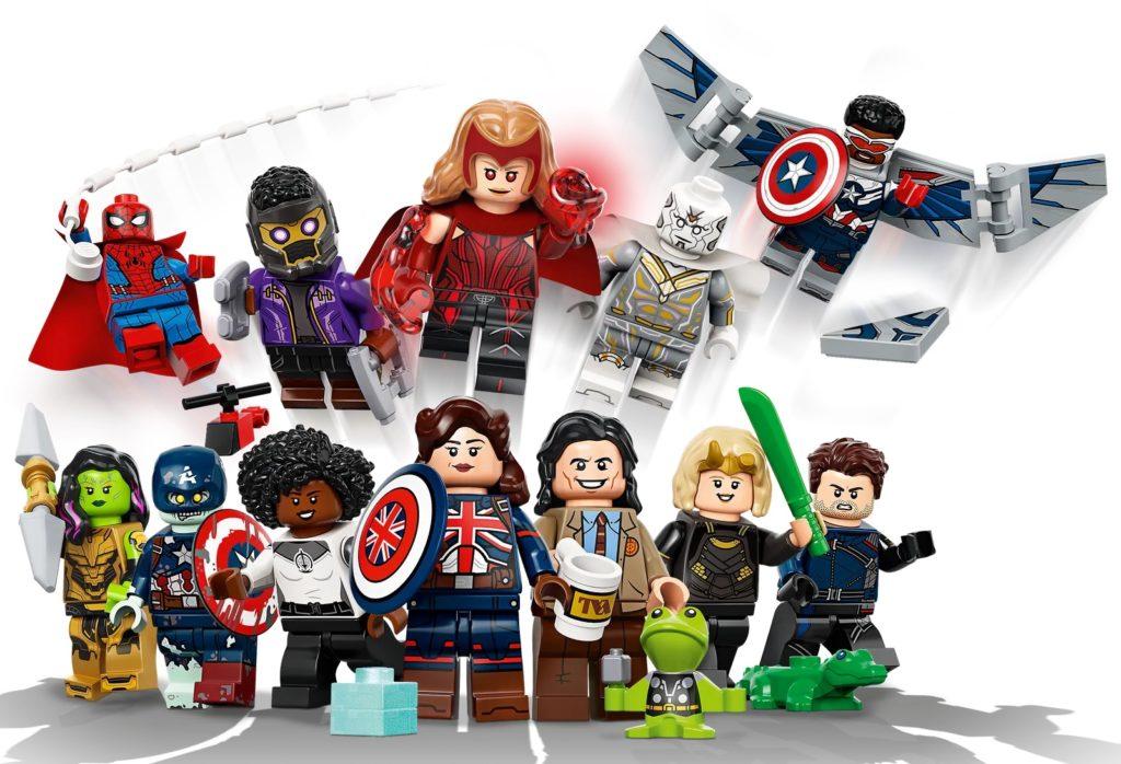 LEGO® 71031 – Minifigures Marvel Studios