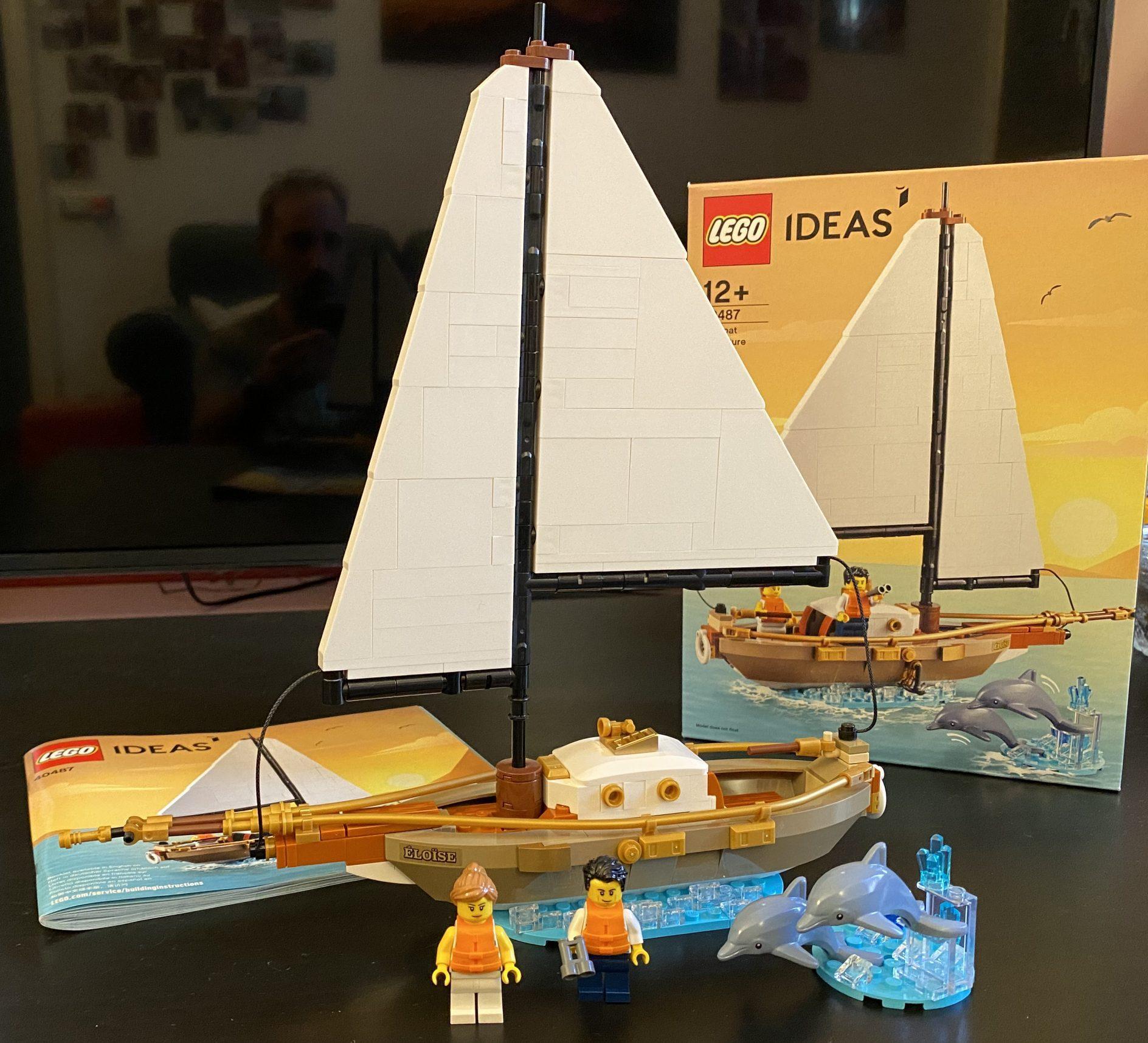 LEGO® Ideas GWP 40487 – Sailboat Adventure