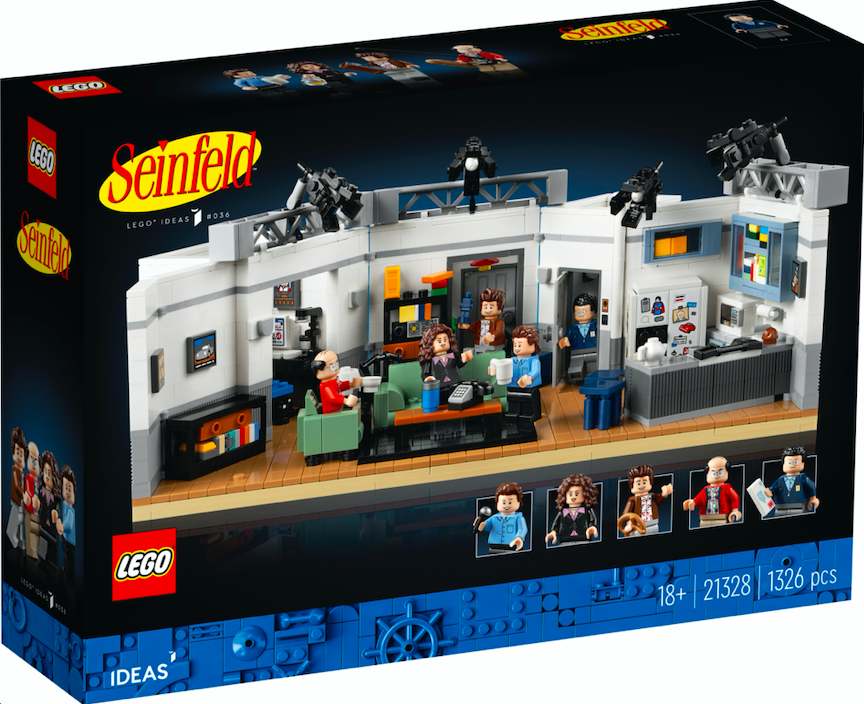 LEGO® Ideas 21328 -Seinfeld