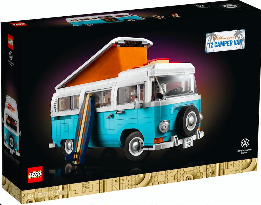 10279 – LEGO® Volkswagen T2 Camper Van
