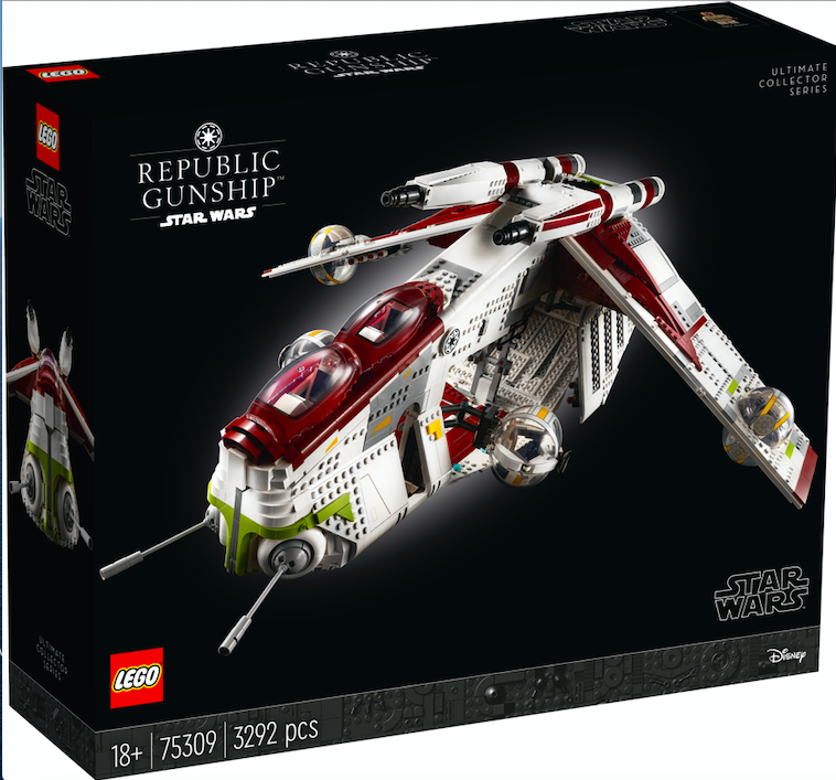 75309 – LEGO® Star Wars™ UCS Gunship Republic