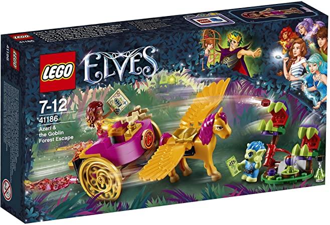 Vintage set: LEGO® 41186 – Azari e la fuga dalla foresta dei Goblin