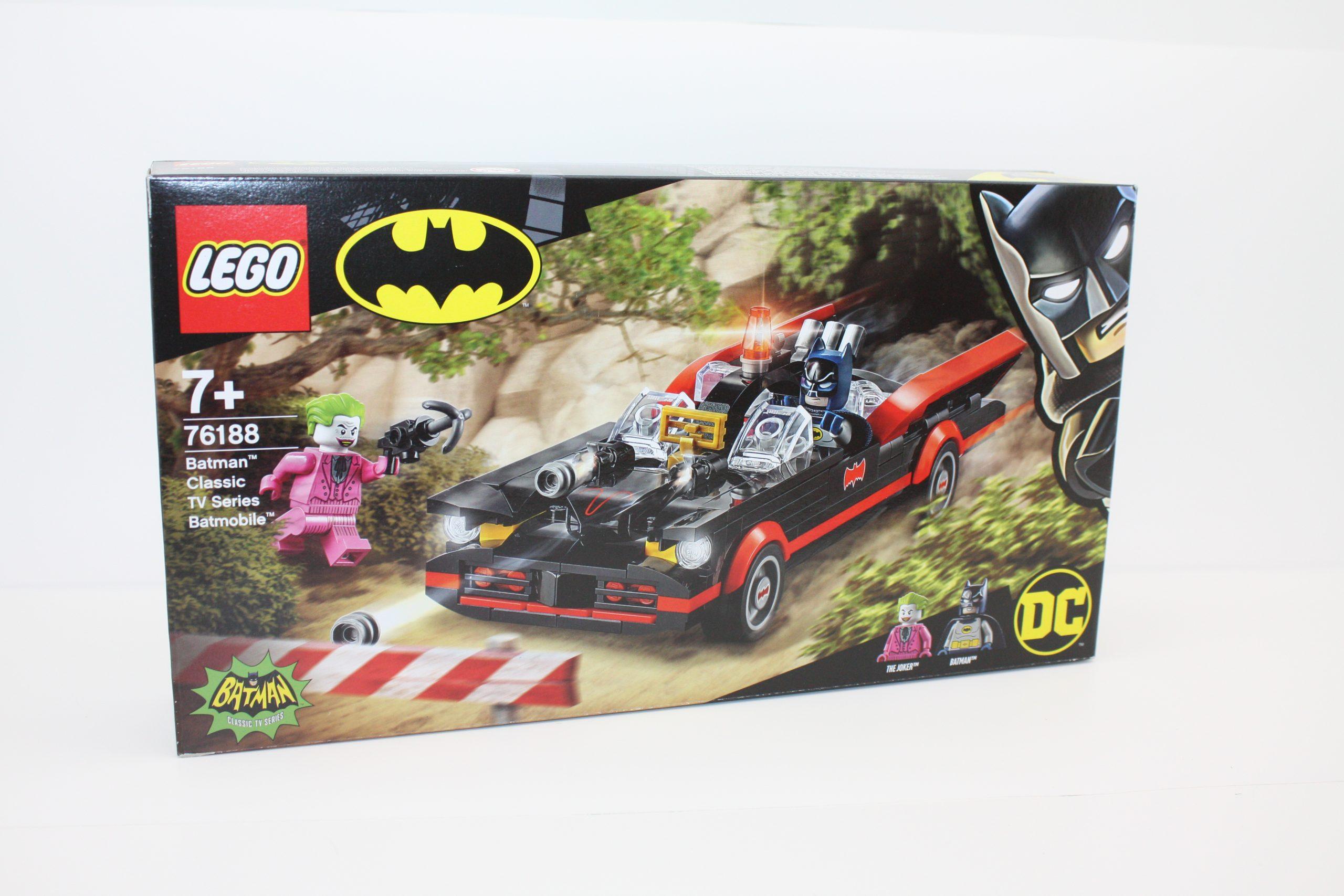 LEGO® 76188 Classica Batmobile™ di Batman™ della serie TV