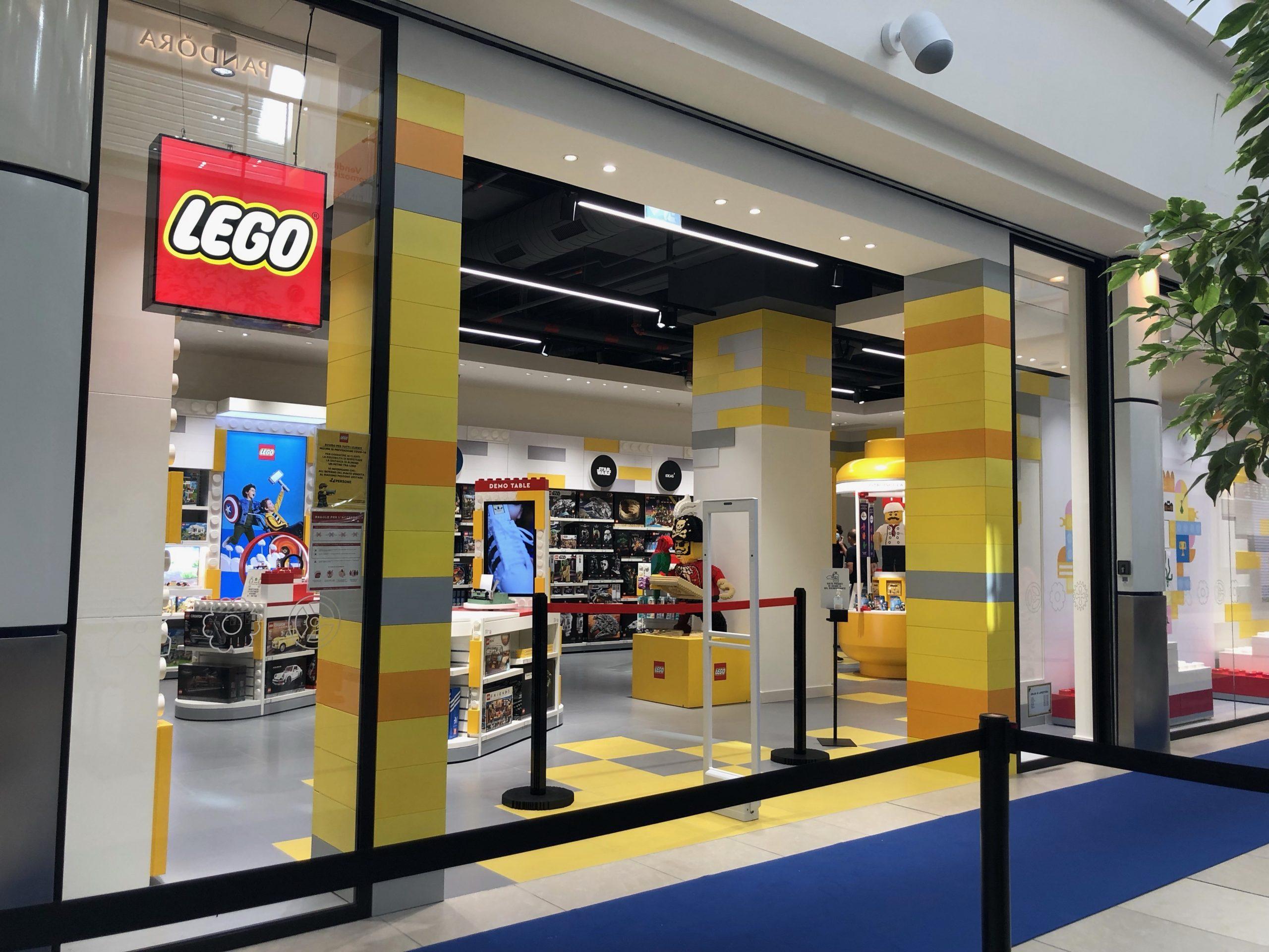 LEGO® Store Le Befane