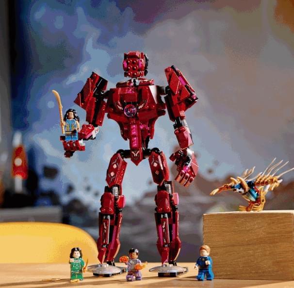 Stanno per arrivare i LEGO® Eternals®