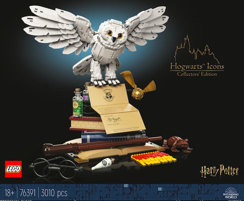 76391 – LEGO® Harry Potter™ – Hogwarts™ Icons