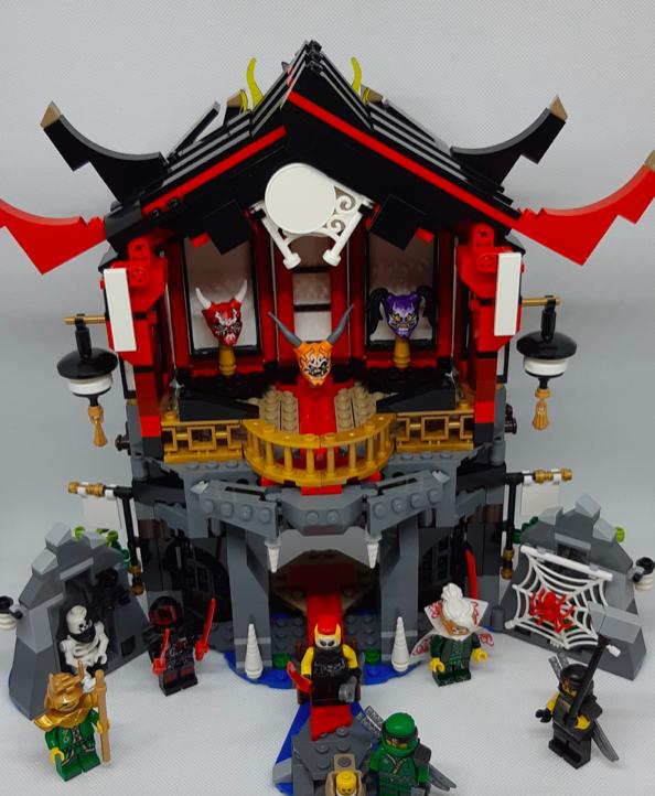 Vintage set: LEGO® 70643 – Il Tempio della Resurrezione