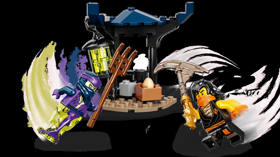 LEGO® 71733 – Epic Battle Set – Cole vs Ghost Warrior