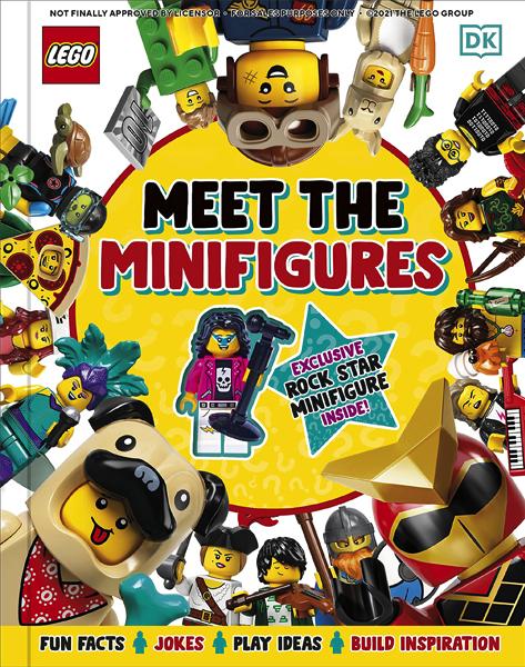 Meet the Minifigures