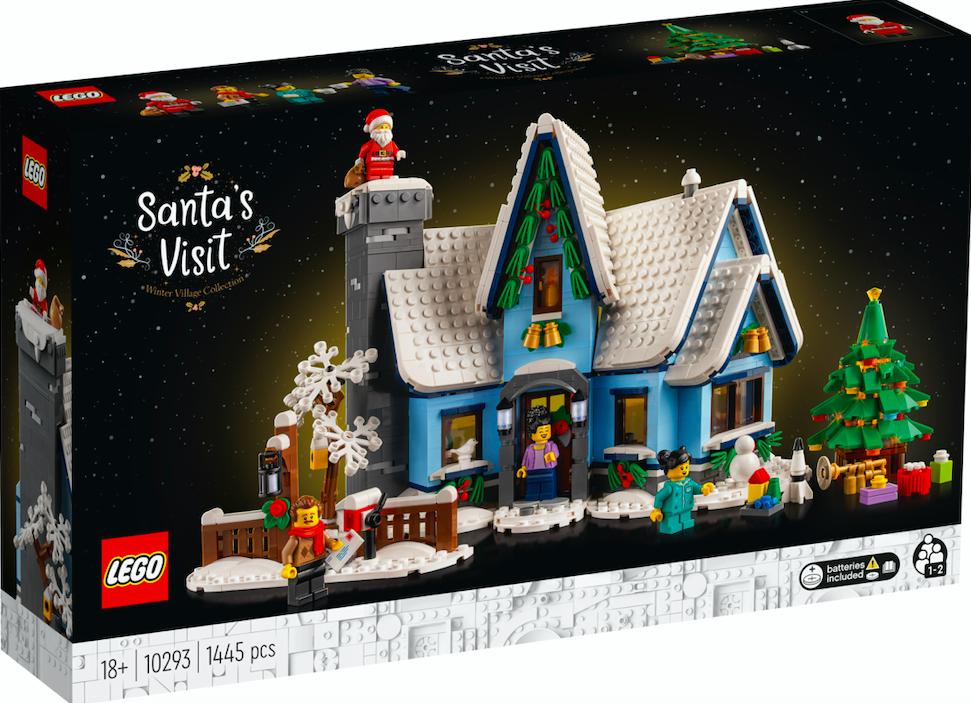 10293 – LEGO® Santa's visit