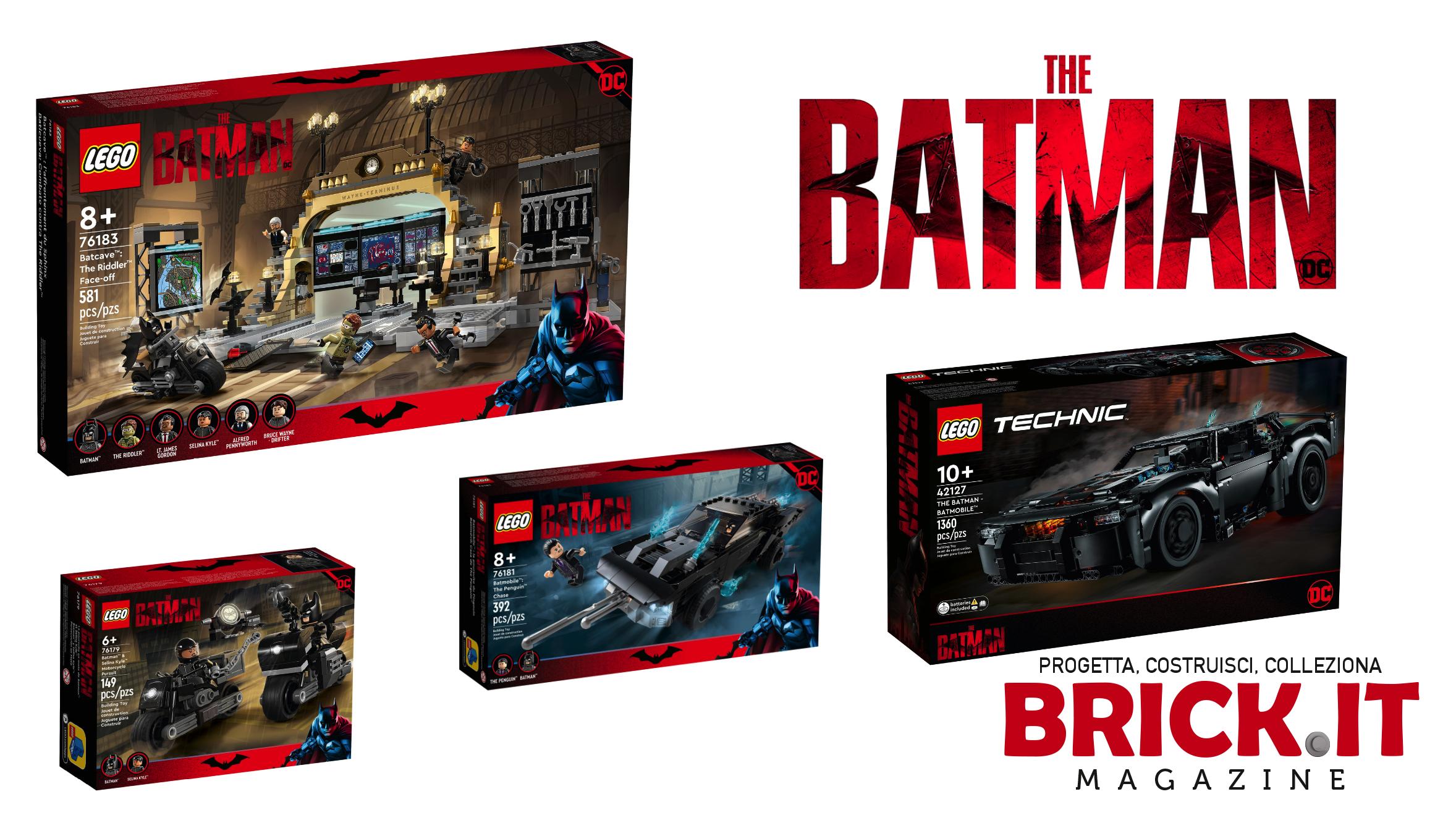 Rivelati i prossimi set del film Batman