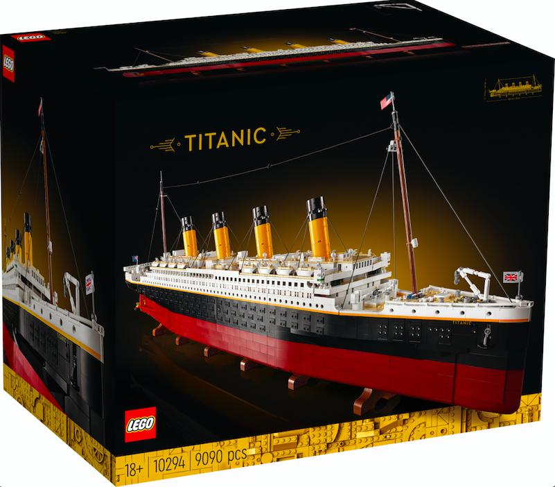10294 – LEGO® Titanic