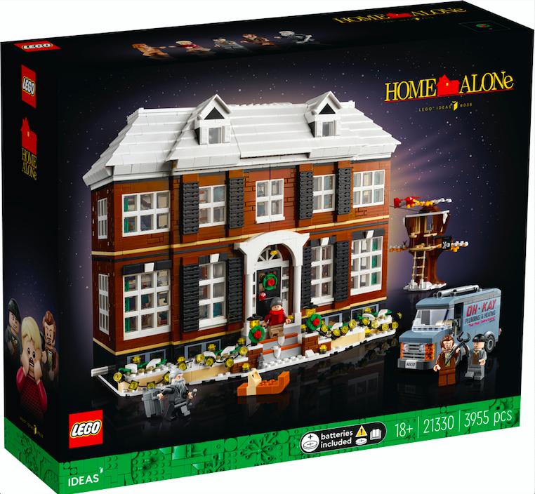 21330 – LEGO® Ideas Home Alone